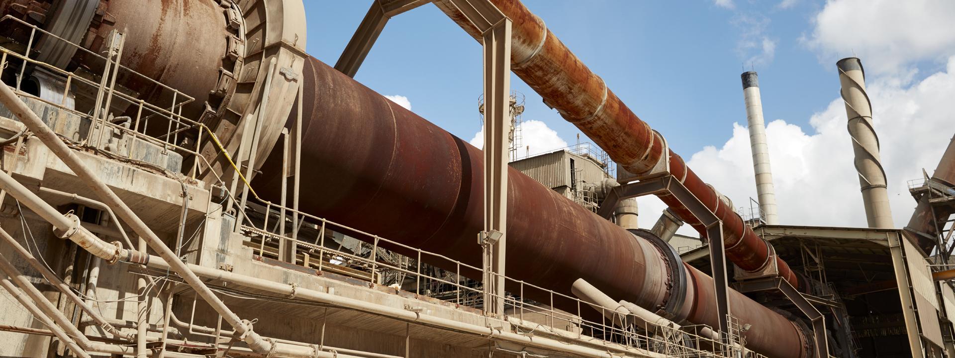 Ketton cement plant.